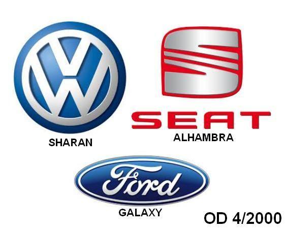 Rozširovacia sada pre VW, Ford, Seat D5WZ, D5Z-F 240179 Eberspächer