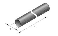 Izolačné ochrana 28mm x 500mm na výfukovú trúbku 24mm 36000363 Eberspächer
