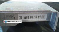 Riadiaca jednotka Opel D5WZ 252149 / 225204001001 Eberspächer