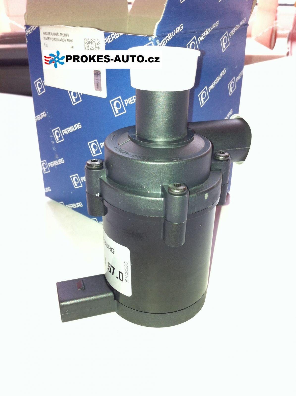Vodné cirkulačné čerpadlo PIERBURG pre nezávislé kurenie VW 7H0965561 / 1K0965561B