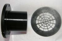 Výdych s mriežkou OE60 mm 1322634 / 87389 Webasto