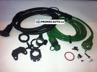 DEFA pripojovacia sada 230 V do auta 2,5m A460785 / 460785