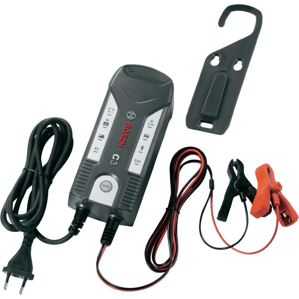 Nabíjačka Bosch C3 - 6/12V 3,8 A 0189999030