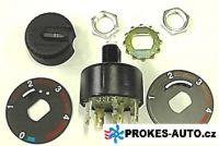 Ovládač 12V D1LC / D3LC / Compact / D5LC / D8LC