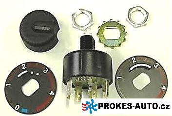 Ovládač 12V D1LC / D3LC / Compact / D5LC / D8LC 251767710000 Eberspächer