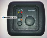 Webasto Sklokeramická varná doska na naftu X100 / WA90000 / WA90000B
