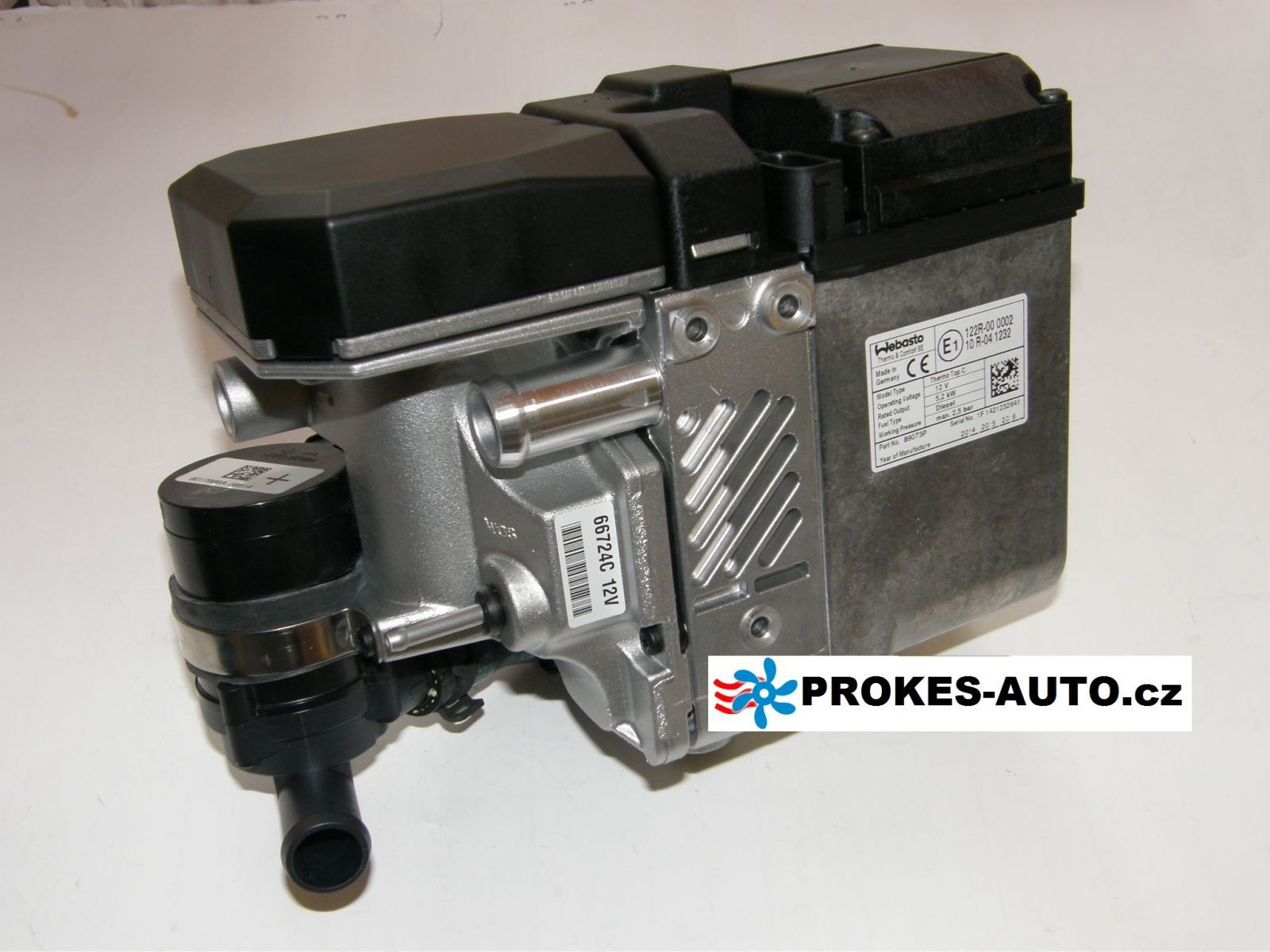 WEBASTO Thermo 50 diesel