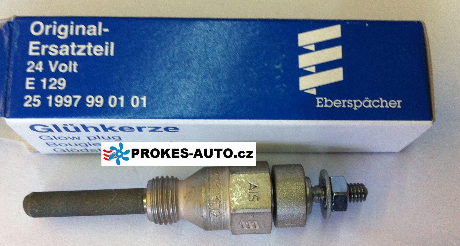 Žhaviaci sviečka E129 24V Hydronic 10 / D9W 251997990101 Eberspächer