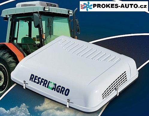 AGRO Ochladzovač / klimatizácie do prašného prostredia Resfriar
