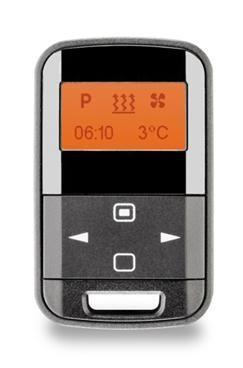 Diaľkové ovládanie sada Easy Start Remote + 221000341700 Eberspächer