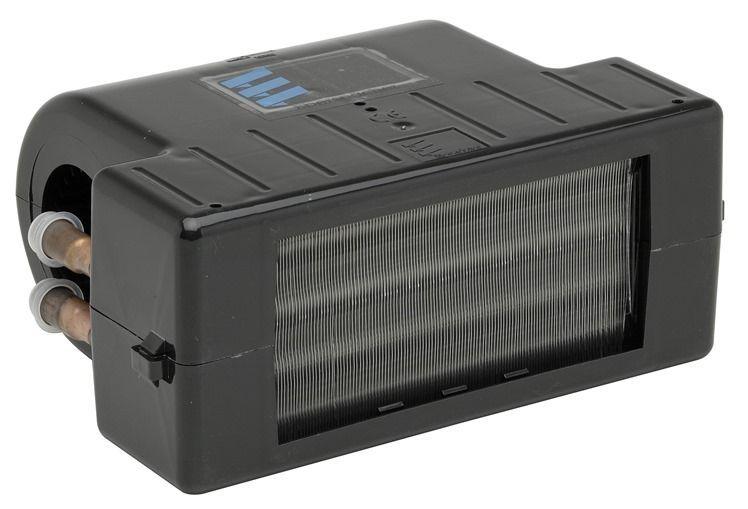 Eberspacher teplovodný výmenník Xeros 4000 24V s dvojitým radiálnym ventilátorom 222282110200 / 22.2282.11.0200.0F / 22.2282.11.0200 Eberspächer