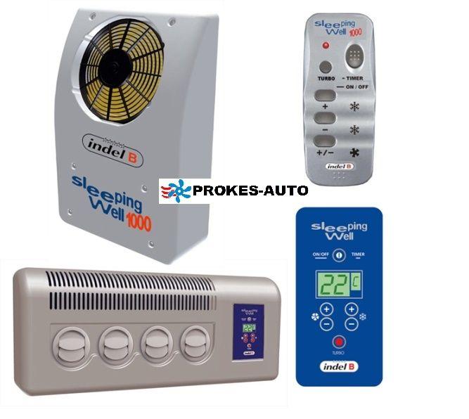 Klimatizácia Indel B Sleeping Well Back 950W 24V