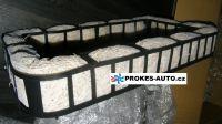Slamkový / slamový filter pre ResfriAr Baby & AGRO / Agricola 105.0574