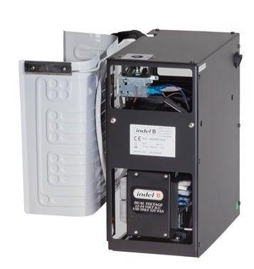 Indel B UR25 12/24V Iveco Stralis kompresorová autochladnička