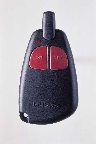 Webasto diaľkové ovládanie T90 / T80 KIT 9007098