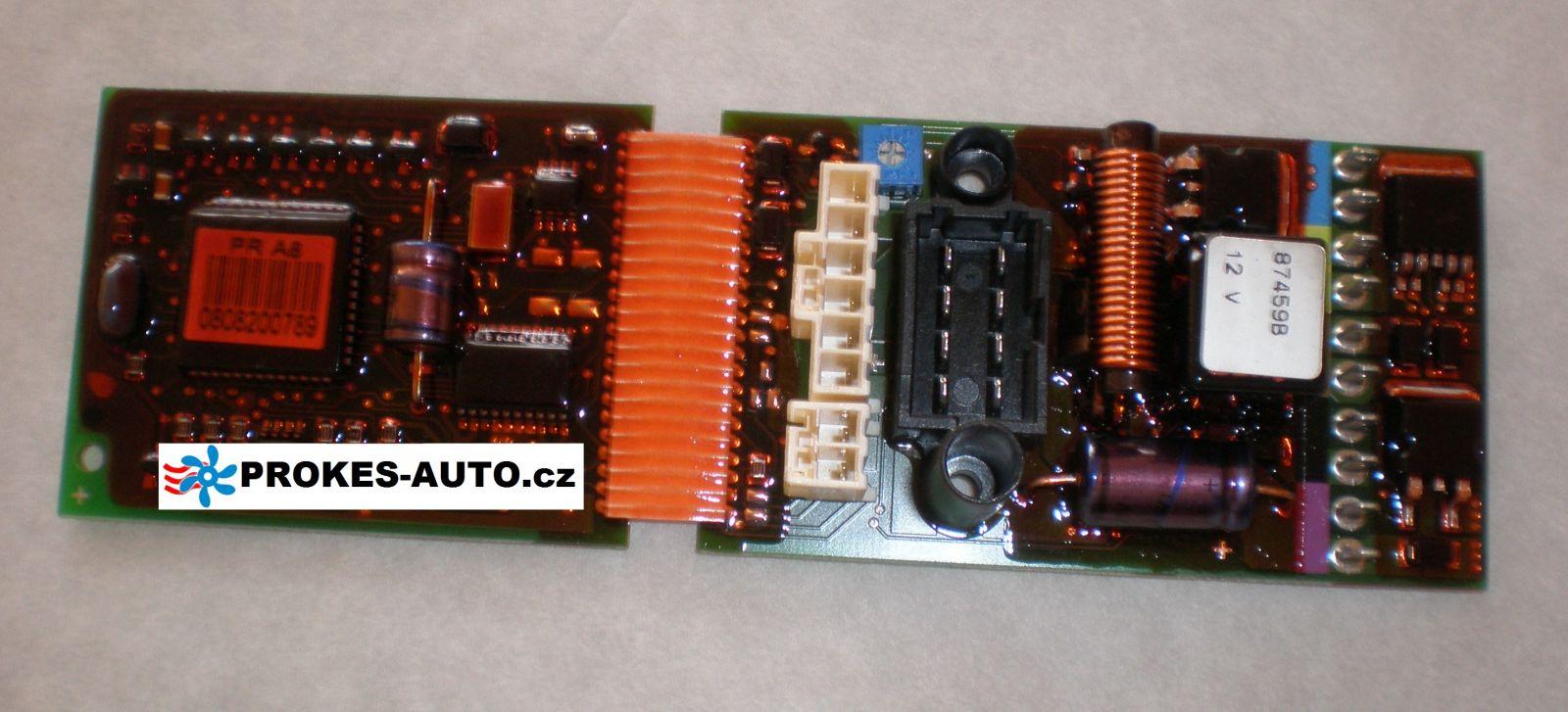 Webasto riadiaca jednotka pre Air top 2000 / 2000 S 12V diesel 87461 / 1323325