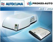 RTEH 21 klimatizácie 2100W / kúrenie 2700W / 230V