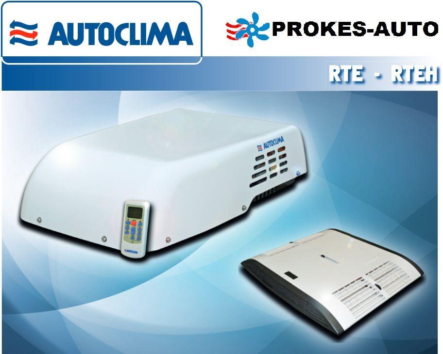 Autoclima RTEH 21 klimatizácie 2100W / kúrenie 2700W / 230V