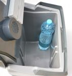 Autolednice E3000 CARBON 12/24/230V, AES + LCD Ezetil