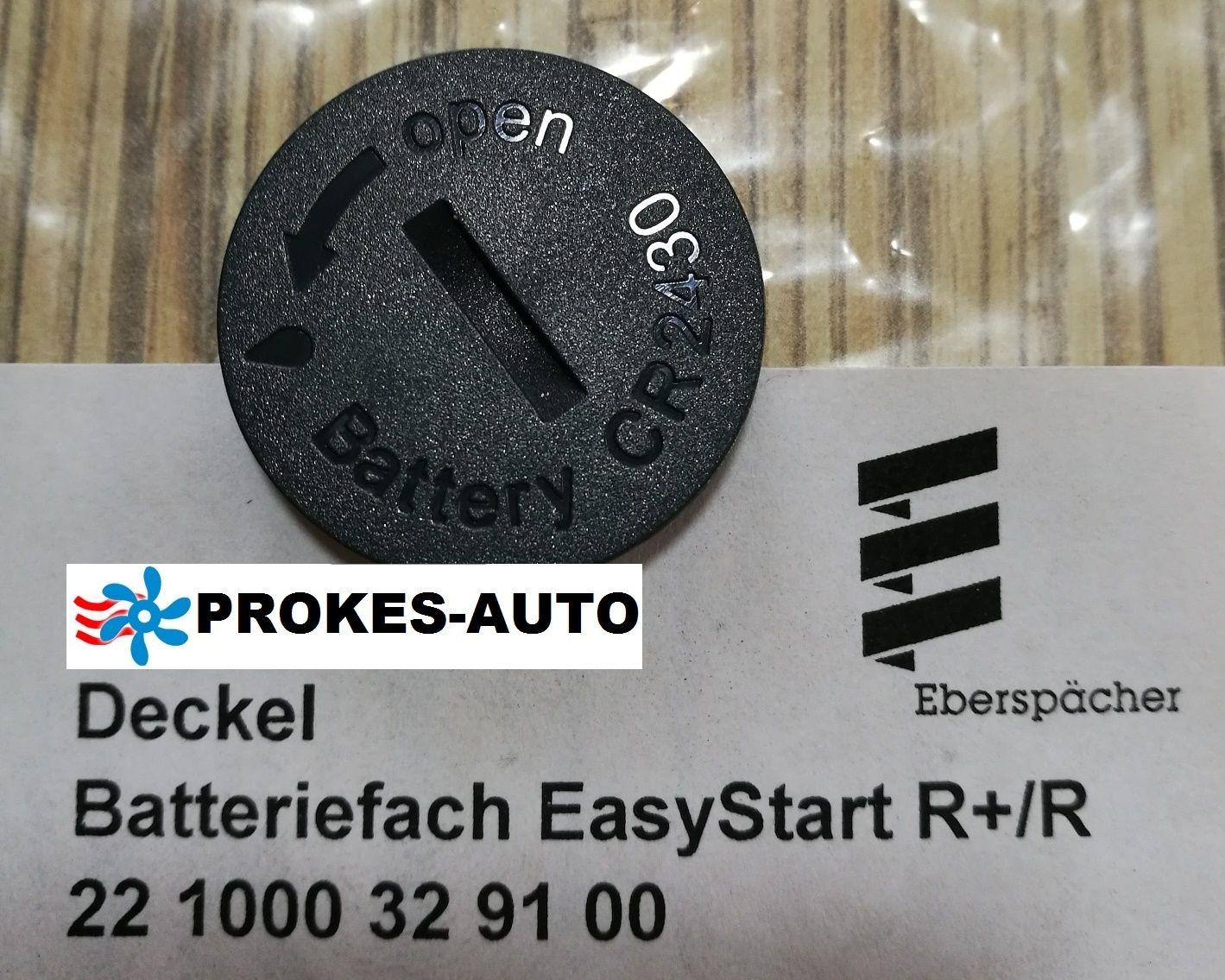 Kryt batérie diaľkového ovládania EasyStart R a R + 221000329100 Eberspächer