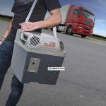 Prenosná kompresorová klimatizácia Indel B Sleeping Well Cube 950W 12V