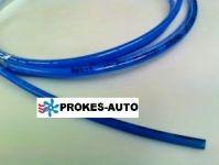 Palivová hadička / rúrka 4x1mm modrá