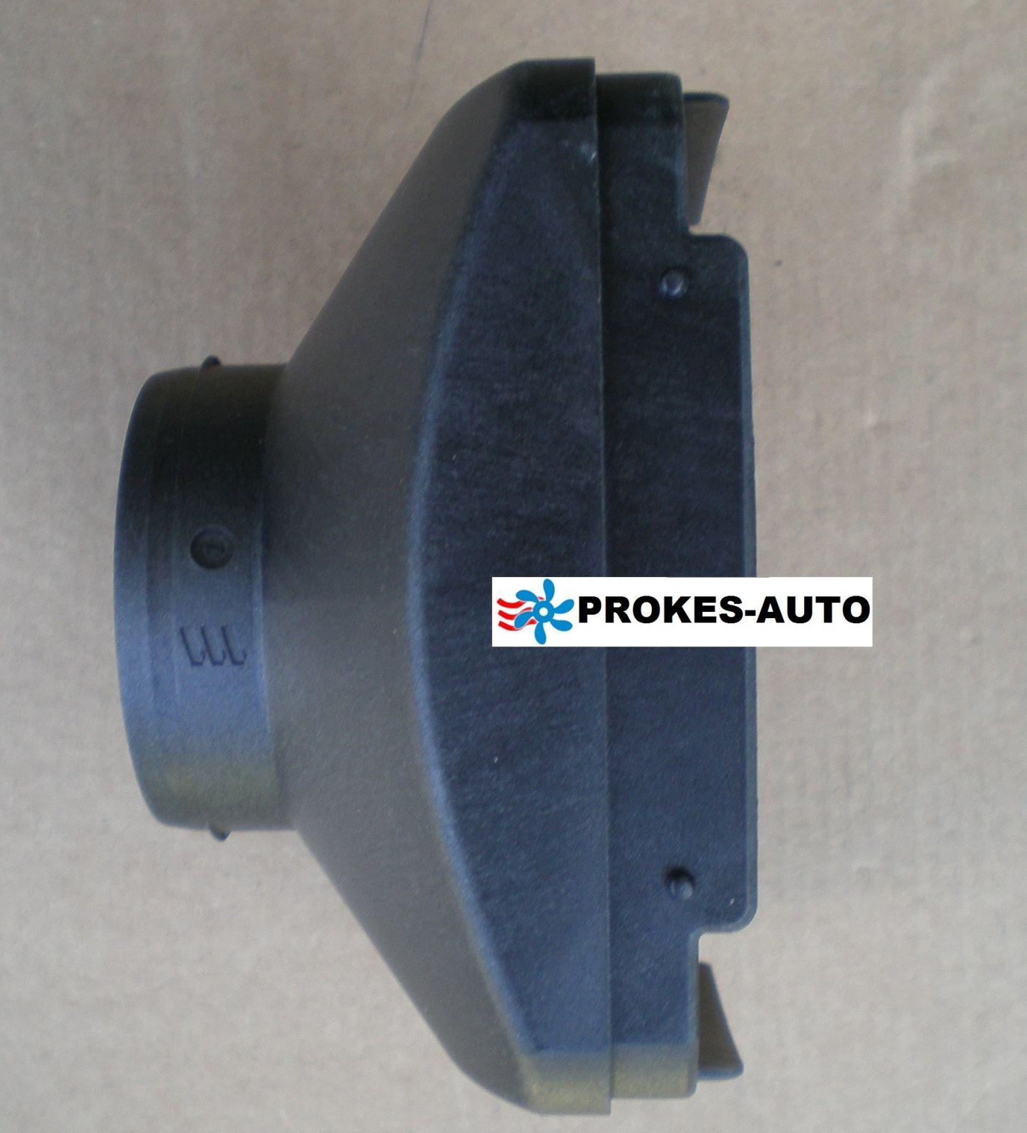 Usmerňovač vzduchu - Priamy výdych D60mm 221000010016 Eberspächer