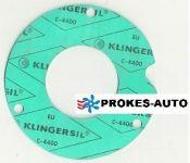 Tesnenie krytu výmenníka tepla pre D3LC / D3LC Compact 251822060002 Eberspächer