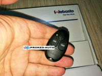 Diaľkové ovládanie T91 WEBASTO - ovládač + batérie 1314636 / 9014542