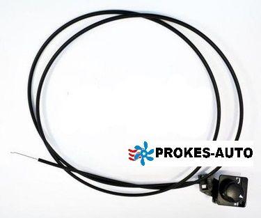 Webasto Riadiace zariadenie bowden pre regulačné klapky 2m 9008255 / 1319868