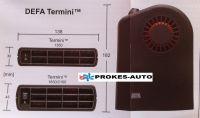 DEFA Termini 2100 kúrenie sebe zástrčkou A430061 / 430061