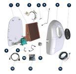 Ventilátor A/C axiálny 24V Bycool Dinamic 1,1