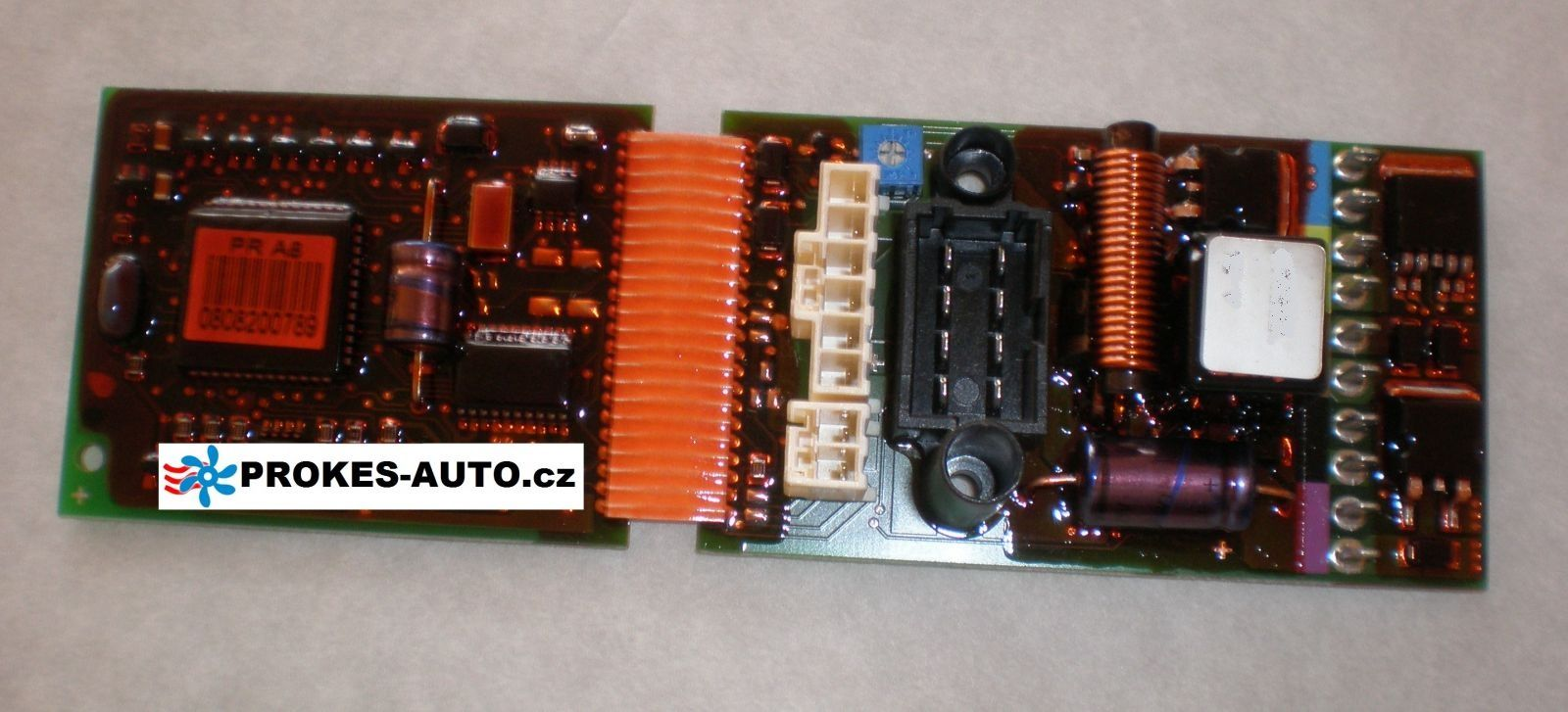 Webasto riadiaca jednotka pre Air top 2000 / 2000 S 24V diesel 87453 / 1322711