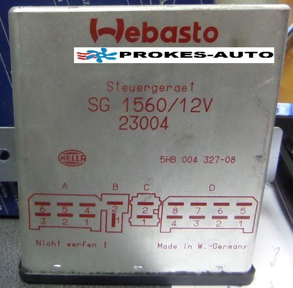Riadiaca jednotka SG 1560 GT DBW 12V 23004 / 1319993 Webasto