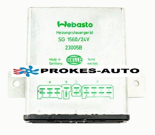 Riadiaca jednotka SG 1560 GT BW46 24V 1319994 / 23005 Webasto