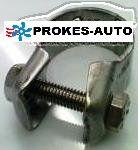 Spona na trubku 24-26mm 20965 / 1320103 / 1320103A / 1320165 / 1320165A Webasto