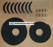 Inštalačný kit pre MAN TGX XXL / XL / XLX, TGA, TGS, TGL, TGM L / LX 2.6.897.2/0 Indel B