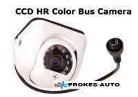 Kamera autobusová; objektív 2,1mm; HIR; audio; miniDIN-6
