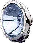 Reflektor Luminator Chróm Compact - MODRÝ