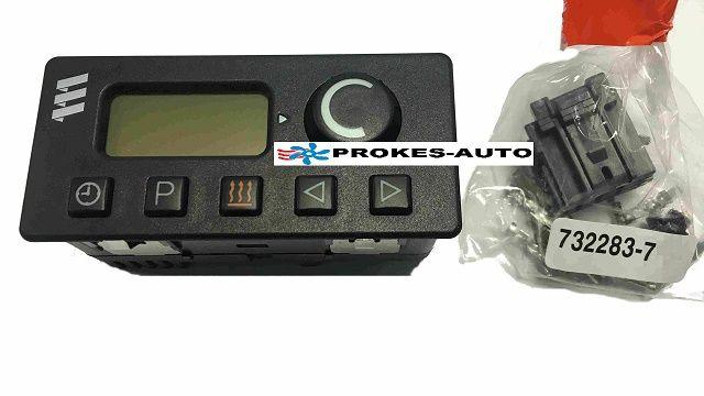 Predvoľbové kombinované hodiny 12/24V Airtronic EN 221000304000 Eberspächer