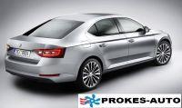 Nezávislé kúrenie Webasto pre Škoda Superb III 110kW