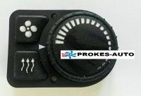 Ovládací pult PU-5 / miniregulátor