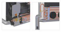 NEZÁVISLÁ KLIMATIZÁCIA Vitrifrigo RW3000 / 950W 24V zadná stena / Klimatizácia pre nákladné automobily
