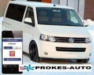 Prestavbová sada VW T5 ACC CLIMATRONIC vrátane ovládania mobilom