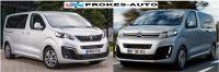 Rozširovacie sada Peugeot Traveller / Citroen SpaceTourer Diesel Mr. 2018