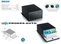 VITRIFRIGO BRK35P / 35L / 12/24V +10°C až 0°C SCANIA R, DAF, RENAULT Kompresorová autochladnička pre zástavbu pod lehátko