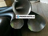 Pružná rúrka APK horúceho vzduchu D75mm L0,6m