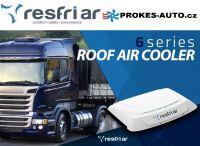 Resfriar ochladzovač S6 12V s LED podsvietením