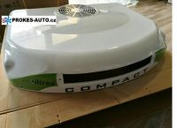 Kryt horný plastový Dirna Bycool Compact 3,0kW