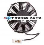 Ventilátor univerzálny sací priemer 225 mm 24V 10 lopatiek VA07-BP7/C-31A